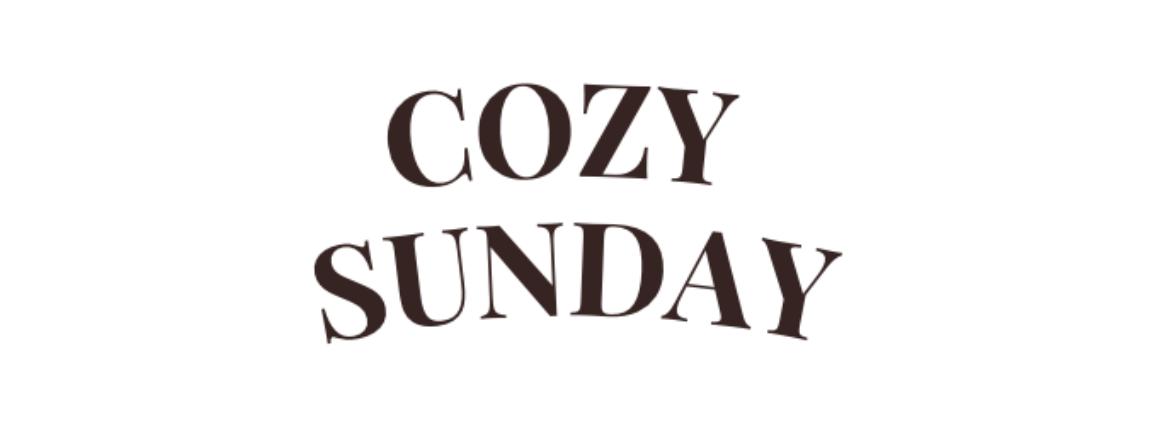 Cozy Sunday